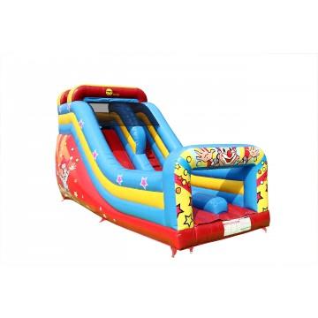 1003C Clown Super Slide csúszdás ugrálóvár
