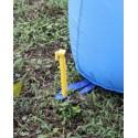 9017N Castle bouncer with slide