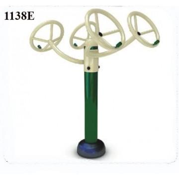 1138E-CSO Shoulder wheels
