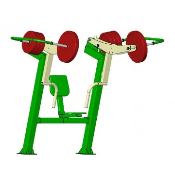 TXJ-LL003 Chest press