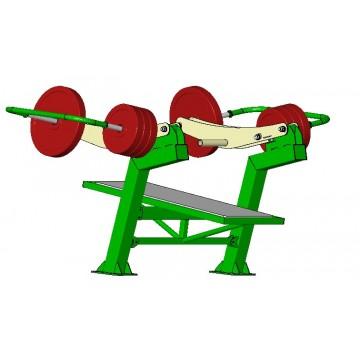 TXJ-LL009 Sit-up lift