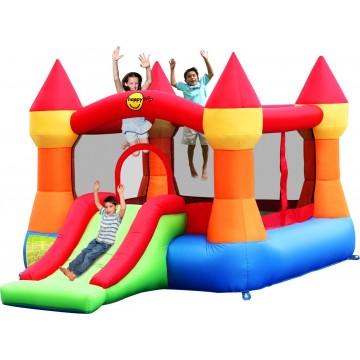 9017N Castle bouncer with slide