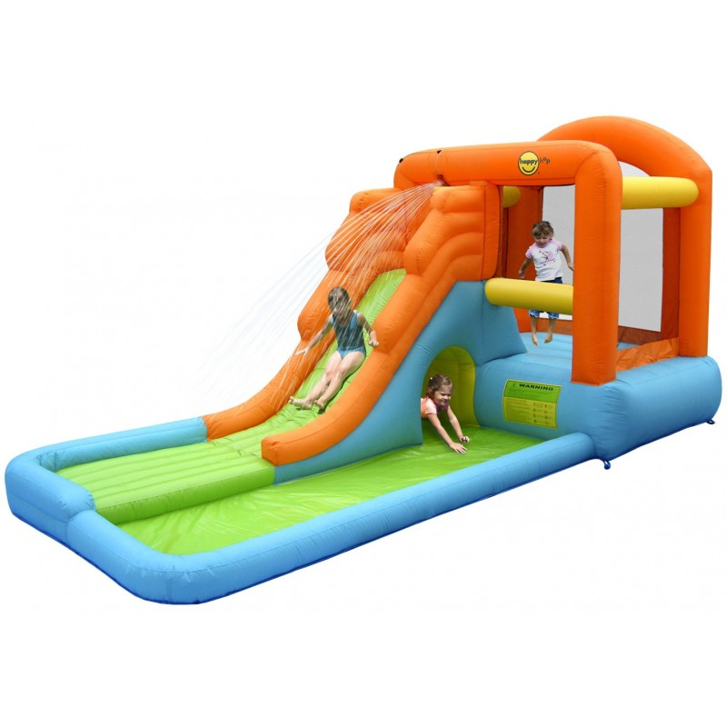 9049 Giant Airflow Bouncy Castle and Pool